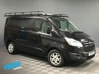 USED 2015 15 FORD TRANSIT CUSTOM 2.2 290 LIMITED L1H1 * 0% Deposit Finance Available