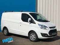 USED 2014 14 FORD TRANSIT CUSTOM 2.2 290 LIMITED L1H1 (NO VAT) * 0% Deposit Finance Available