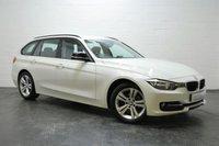 2013 BMW 3 SERIES 2.0 318D SPORT TOURING 5d 141 BHP £7295.00