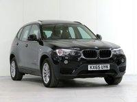 2015 BMW X3 2.0 XDRIVE20D SE 5d AUTO 188 BHP [£7,305 OPTIONS] £18789.00