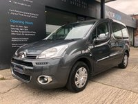 USED 2015 15 CITROEN BERLINGO MULTISPACE 1.6 E-HDI VTR ETG6 5d AUTO 91 BHP Full s/history, 2 keys, excellent condition