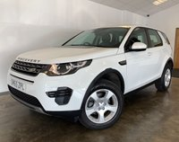 USED 2016 65 LAND ROVER DISCOVERY SPORT 2.0 TD4 SE 5d 150 BHP