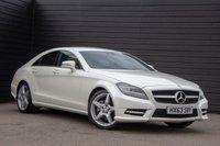 2013 MERCEDES-BENZ CLS CLASS 3.0 CLS350 CDI BLUEEFFICIENCY AMG SPORT 4d AUTO 265 BHP £14750.00