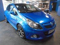 2007 VAUXHALL CORSA 1.6 VXR 3d 192 BHP £4795.00