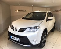 2014 TOYOTA RAV-4 D-4D ICON £SOLD