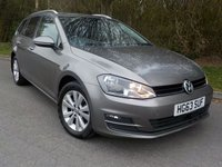 2013 VOLKSWAGEN GOLF 2.0 SE TDI BLUEMOTION TECHNOLOGY DSG 5d AUTO 148 BHP £9250.00