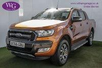 2017 FORD RANGER 3.2 WILDTRAK 4X4 DCB TDCI 1d AUTO 197 BHP £18995.00