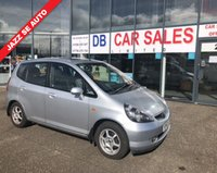 USED 2003 53 HONDA JAZZ 1.3 DSI SE 5d AUTO 82 BHP NO DEPOSIT AVAILABLE, DRIVE AWAY TODAY!!