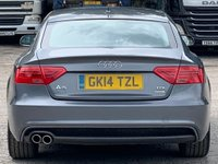 USED 2014 14 AUDI A5 2.0 TDI S line Sportback Multitronic 5dr ParkingPlus/DABRadio/Leather