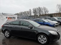 USED 2012 12 VAUXHALL INSIGNIA 2.0 CDTi ecoFLEX 16v Exclusiv (s/s) 5dr SAT NAV+BLUETOOTH+1 OWNER