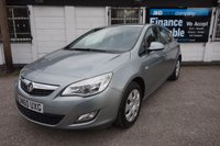 2010 VAUXHALL ASTRA 1.6 EXCLUSIV 5d 113 BHP FULL SERVICE HISTORY £3890.00
