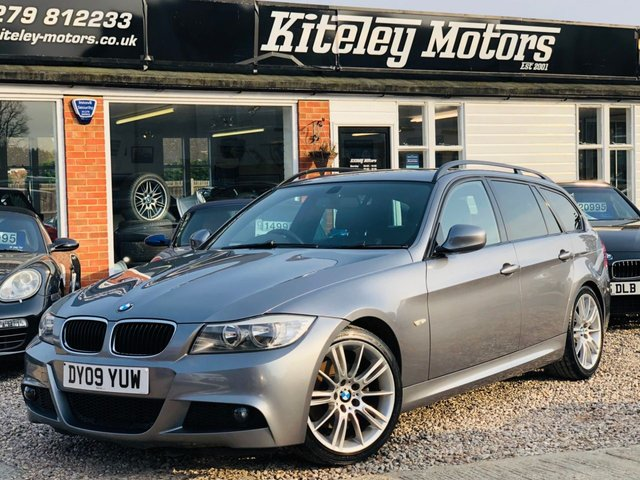 2009 09 BMW 3 SERIES 320D M SPORT TOURING