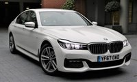 2017 BMW 7 SERIES 2.0 740E M SPORT 4d - Electric Hybrid £38450.00