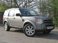 2008 LAND ROVER DISCOVERY 2.7 3 TDV6 HSE 5d AUTO 188 BHP £9650.00