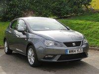 2014 SEAT IBIZA 1.4 TOCA 5d 85 BHP £5990.00