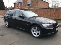 2011 BMW 3 SERIES 2.0 320D EXCLUSIVE EDITION TOURING 5d AUTO 181 BHP £7495.00