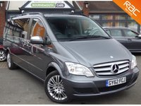 USED 2012 62 MERCEDES-BENZ VIANO 2.1 TREND CDI BLUEEFFICENCY 5d 163 BHP
