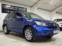 USED 2012 12 HONDA CR-V 2.0 I-VTEC EX 5d AUTO 148 BHP