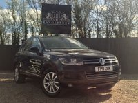 USED 2011 11 VOLKSWAGEN TOUAREG 3.0 V6 SE TDI BLUEMOTION TECHNOLOGY 5dr AUTO 1 Year Parts & Labour Warranty