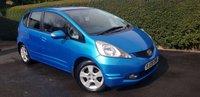 2009 HONDA JAZZ 1.3 I-VTEC ES I-SHIFT 5d AUTO 98 BHP £2995.00