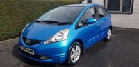 USED 2009 09 HONDA JAZZ 1.3 I-VTEC ES I-SHIFT 5d AUTO 98 BHP