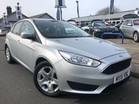 2015 FORD FOCUS 1.5 STYLE TDCI 5d 94 BHP £SOLD