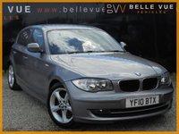 2010 BMW 1 SERIES 2.0 118D SE 5d 141 BHP £5495.00
