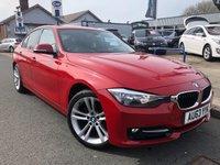 2013 BMW 3 SERIES 1.6 316I SPORT 4d 135 BHP £10477.00