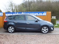 USED 2012 12 RENAULT SCENIC 1.5 DYNAMIQUE TOMTOM DCI 5d 110 BHP SAT NAV, AIR CON, BLUETOOTH