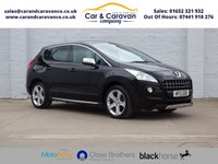USED 2013 13 PEUGEOT 3008 1.6 ALLURE E-HDI FAP 5d AUTO 115 BHP Service History Bluetooth A/C Buy Now, Pay Later Finance!