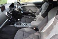 """USED 2013 S AUDI A3 1.6 TDI SPORT 3d 104 BHP 18"""" S LINE ALLOYS"""
