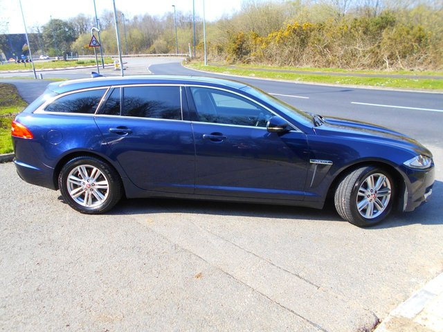 JAGUAR XF at Junction 44 Motor Company