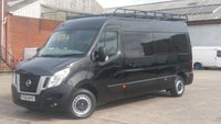 2015 NISSAN NV400 2.3 DCI SE H/R P/V 1d 135 BHP LWB 2 KEYS AIR CON FREE 12 MONTHS WARRANTY COVER  £9490.00
