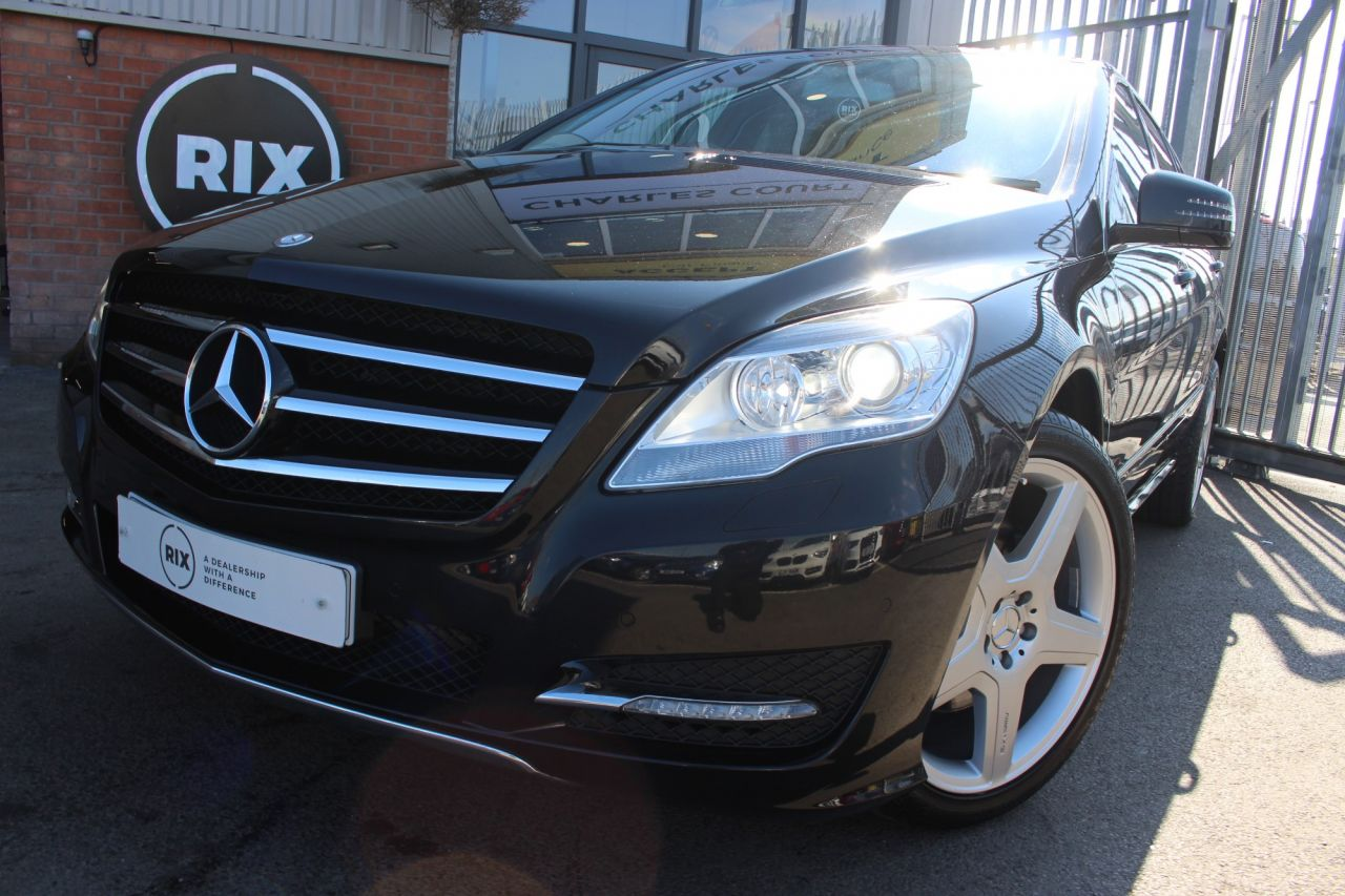 Used MERCEDES-BENZ R-CLASS for sale