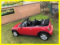 2009 MINI CONVERTIBLE 1.6 COOPER S 2d 175 BHP £6000.00