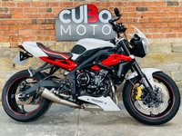 USED 2016 16 TRIUMPH STREET TRIPLE 675 R ABS SC Project Exhaust