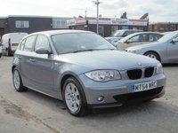 2004 BMW 1 SERIES 1.6 116I SE 5d 114 BHP £1995.00