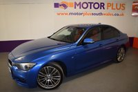 USED 2014 64 BMW 3 SERIES 3.0 335D XDRIVE M SPORT 4d AUTO 309 BHP