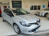 USED 2015 15 RENAULT CLIO 1.5 EXPRESSION PLUS ENERGY DCI ECO2 S/S 5d 90 BHP ZERO ROAD TAX + FULL SERVICE HISTORY + FEB 2020 MOT + BLUETOOTH + CRUISE CONTROL + ALLOYS + RADIO + ELECTRIC FRONT WINDOWS + REMOTE LOCKING + GREAT MPG