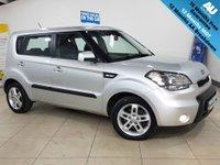 2011 KIA SOUL 1.6 2 CRDI 5d 127 BHP £3795.00