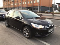 USED 2012 12 CITROEN DS4 1.6 HDI DSTYLE 5d 110 BHP Ds4, black, alloys, half leather, massage seats. Stunning.