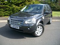 USED 2009 09 LAND ROVER FREELANDER 2.2 TD4 XS 5d AUTO 159 BHP HUGE SPECIFICATION, Two Former Careful Owners From New, JUST 68,000 Miles with Full Comprehensive Service History!!!