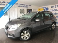 USED 2015 65 PEUGEOT 2008 1.6 BLUE HDI S/S ACTIVE 5d 100 BHP
