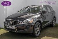 2012 VOLVO XC60 2.4 D5 SE LUX AWD 5d 212 BHP £11795.00