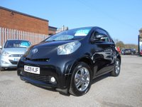 USED 2009 55 TOYOTA IQ 1.0 VVT-I IQ2 3d 68 BHP LEATHER INTERIOR TOYOTA HISTORY FREE ROAD TAX