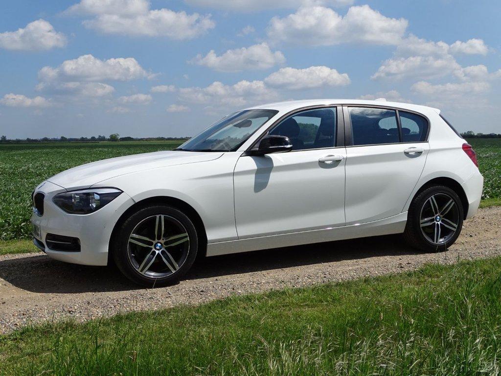 USED 2015 64 BMW 1 SERIES 1.6 116I SPORT 5d 135 BHP