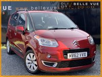 USED 2012 62 CITROEN C3 PICASSO 1.6 PICASSO EXCLUSIVE HDI 5d 91 BHP *£30 ROAD TAX, SERVICE HISTORY, GREAT SPEC!*