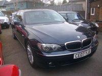 USED 2007 07 BMW 7 SERIES 3.0 730I SE 4d AUTO 255 BHP