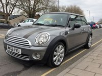 2009 MINI HATCH COOPER 1.6 COOPER GRAPHITE 3d 118 BHP £5195.00