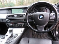 USED 2010 10 BMW 5 SERIES 3.0 530D SE 4d 242 BHP